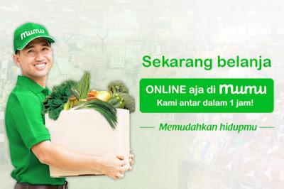 Kelebihan Situs Mumu Sebagai Supplier Makanan Online
