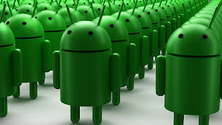 operating system of android