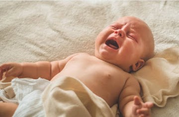 Can babies in content already cry?