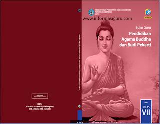 BUKU GURU DAN BUKU SISWA K13 KELAS VII (7) EDISI REVISI TAHUN 2016 PENDIDIKAN AGAMA BUDDHA