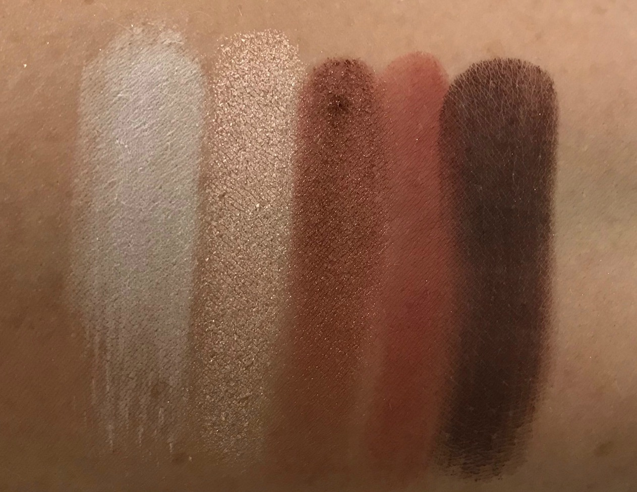 Review & Swatches: Bobbi Brown Fever Dream Palette