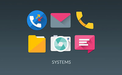 icon pack category systems