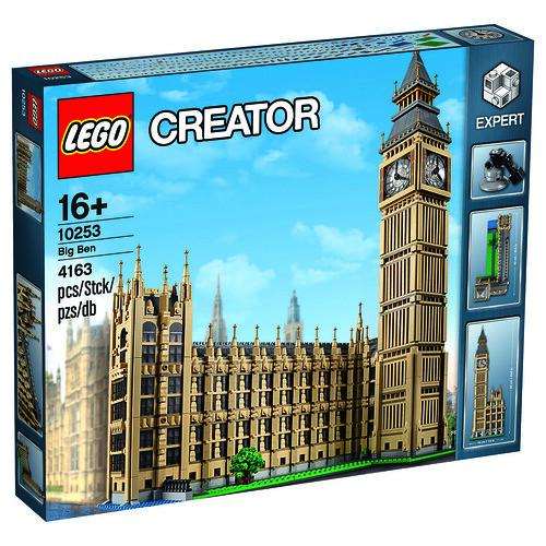 LEGO Creator Expert 10253 Big Ben – Kiệt tác Lego Creator Expert