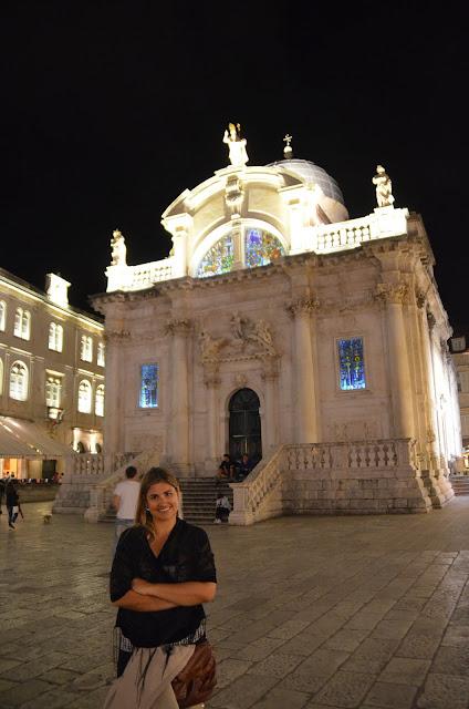 Igreja de São Brás ou Saint Blaise, Dubrovnik.
