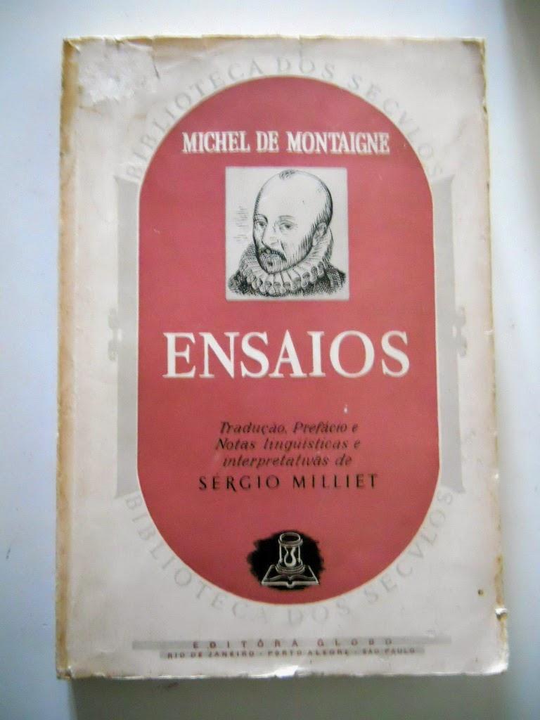 OS ENSAIOS MICHEL DE MONTAIGNE EBOOK