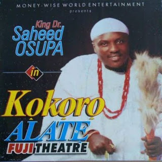 saheed osupa kokoro alate mp3 download