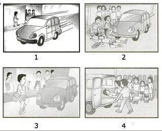 Menyusun Paragraf Berdasarkan Gambar Beserta Langkahnya Materi Belajar
