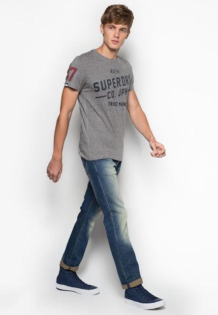 3 cách phối quần jean nam đơn giản nhưng không bao giờ lỗi thời