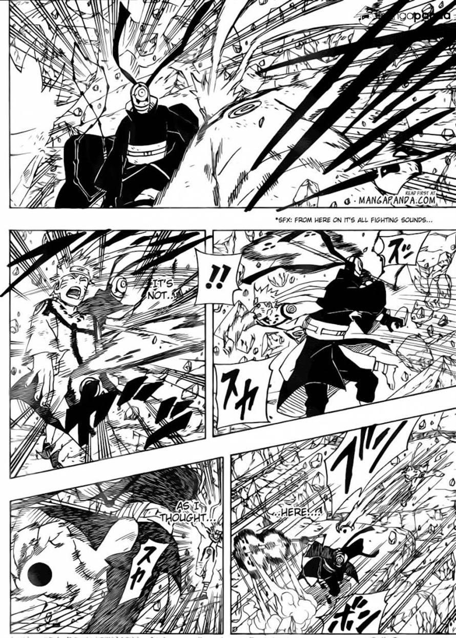 Naruto Raw manga