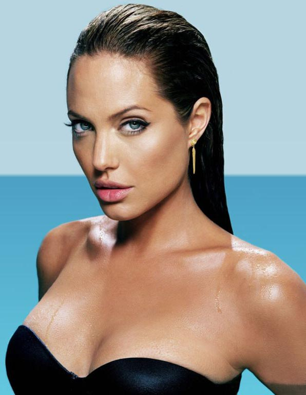 Angelina Jolie Model and Actress HQ Images