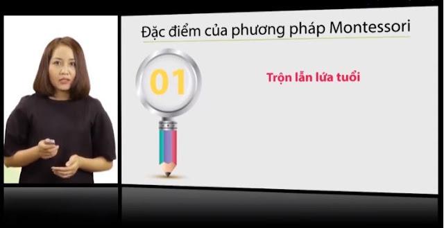 Khóa học giới thiệu phương pháp Montessori và ứng dụng vào Việt Nam