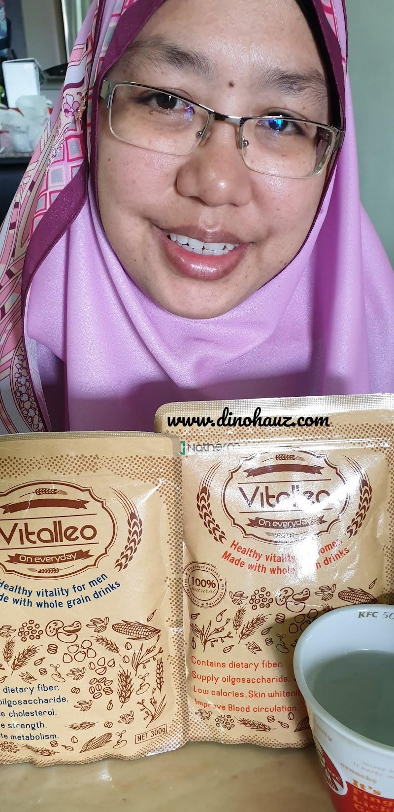 Sihat Bersama Vitalleo - Minuman Whole Grain