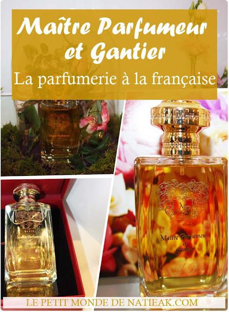 Maître Parfumeur et Gantier