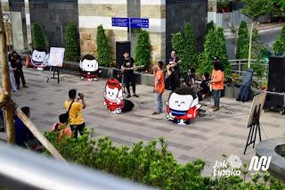 MRT Bikin Konser Pagi Di CFD Dekat Dukuh Atas