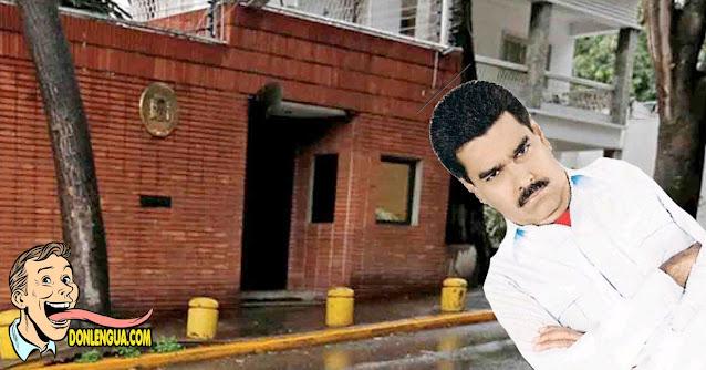 Piden proteger al personal de la Embajada de España por amenazas graves de Maduro