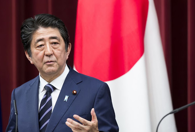 Japanese Prime Minister extends state of emergency to May 31