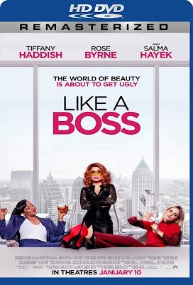 Like a Boss [2019] [DVDBD R1] [Latino] [Remasterizado]