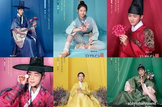 Drama Korea Flower Crew Joseon Marriage Agency Subtitle Indonesia