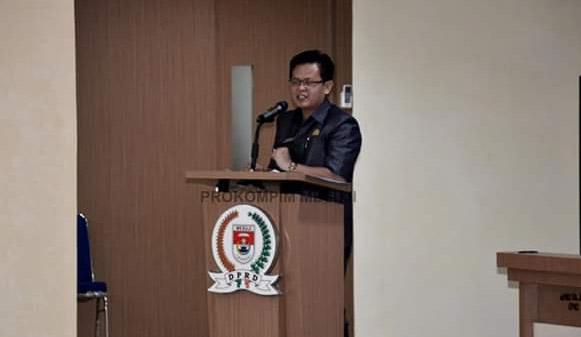 Sikapi Pengajuan Tujuh Raperda, Berbagai Pandangan Disampaikan Fraksi DPRD Mesuji