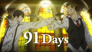 91 Days – Todos os Episódios