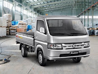 PICK UP TERLARIS,SUZUKI LUNCURKAN MODEL FACELIFT