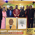 CAC Ikorodu DCC headquarters celebrates 50th anniversary, gives Award of Appreciation to Pastor Akinosun, others