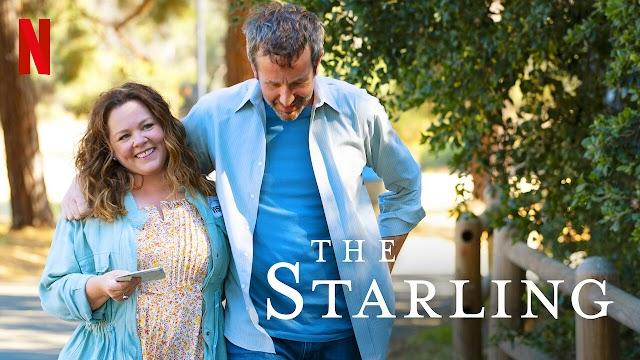 The Starling (Trailer Film Netflix 2021) Graurul