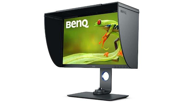 BenQ SW270C IPS Photo Editing Monitor