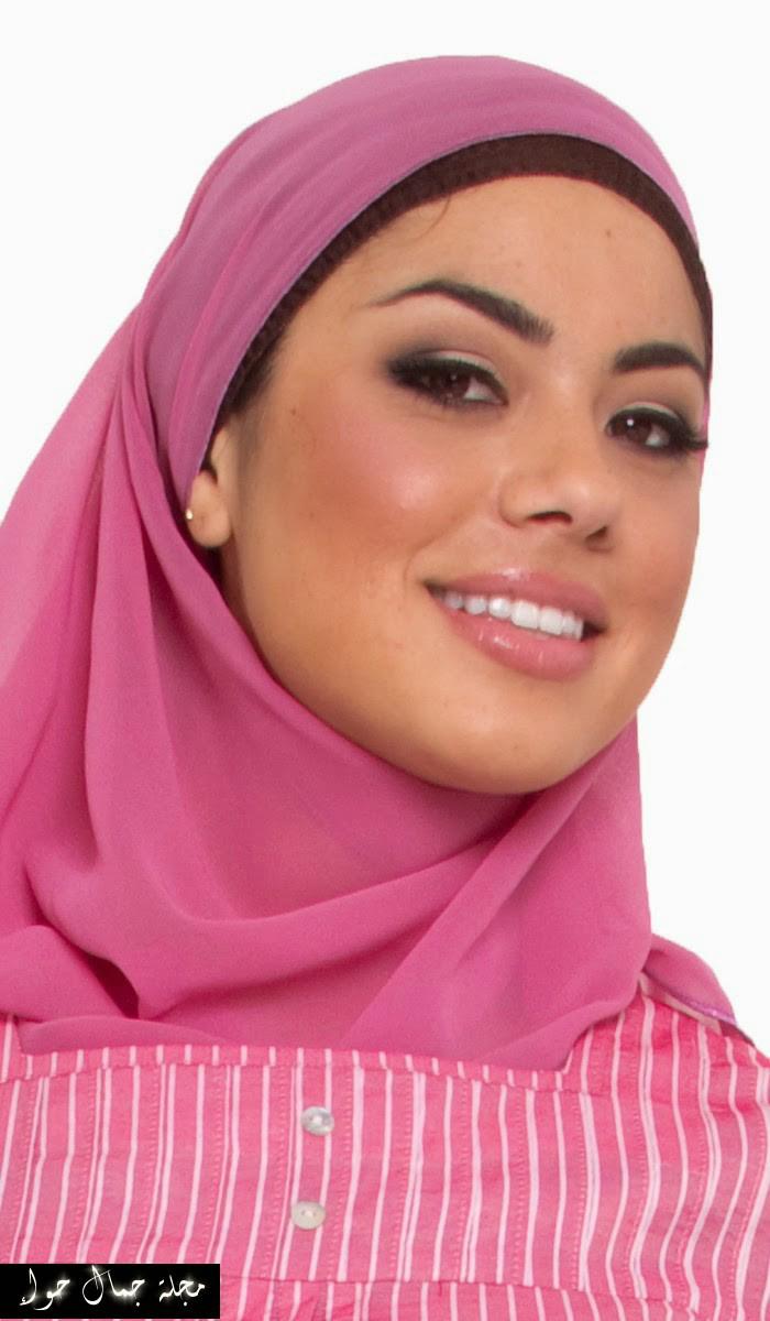 ألوان الحجاب المناسبة للبشرة السمراء - الوان الحجاب التى تناسب البشرة السمراء- الوان الحجاب للبشرة السمراء - ألوان الحجاب المناسبة للبشرة السمراء بالصور.