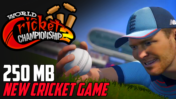 A NEW CRICKET GAME 2019 SAME AS WCC2 REAL FEATURES