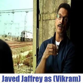 Javed Jaffrey as Vikram in Sooryanvanshi Movie