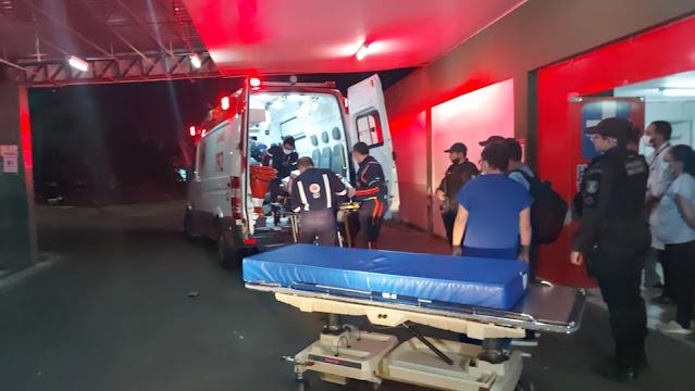 Sargento da reserva da PM é baleado durante assalto no bairro Pintos em Mossoró