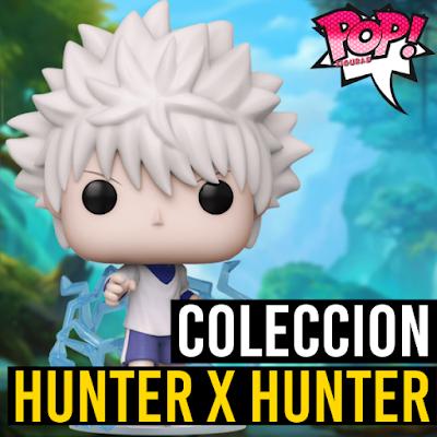 Lista de figuras Funko POP Hunter X Hunter