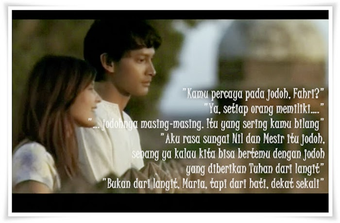 Quotes Film Indonesia Tentang Cinta Celoteh Bijak