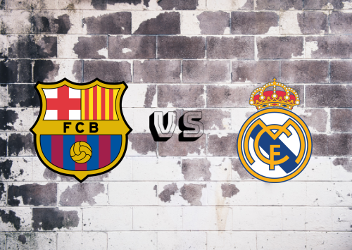 Barcelona vs Real Madrid  Resumen y Partido Completo