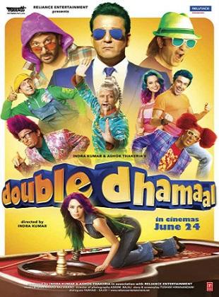 Double Dhamaal 2011 Full Hindi Movie Download BRRip 720p