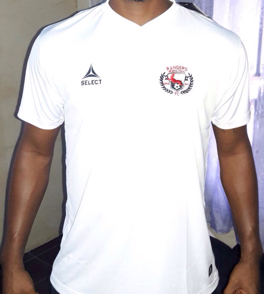 reputable site 230a0 3c369 Enugu Rangers Replica Jersey High on Demand After Launch ...