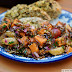 Instant Pot Fruited Wild Rice Salad with Sweet Potato