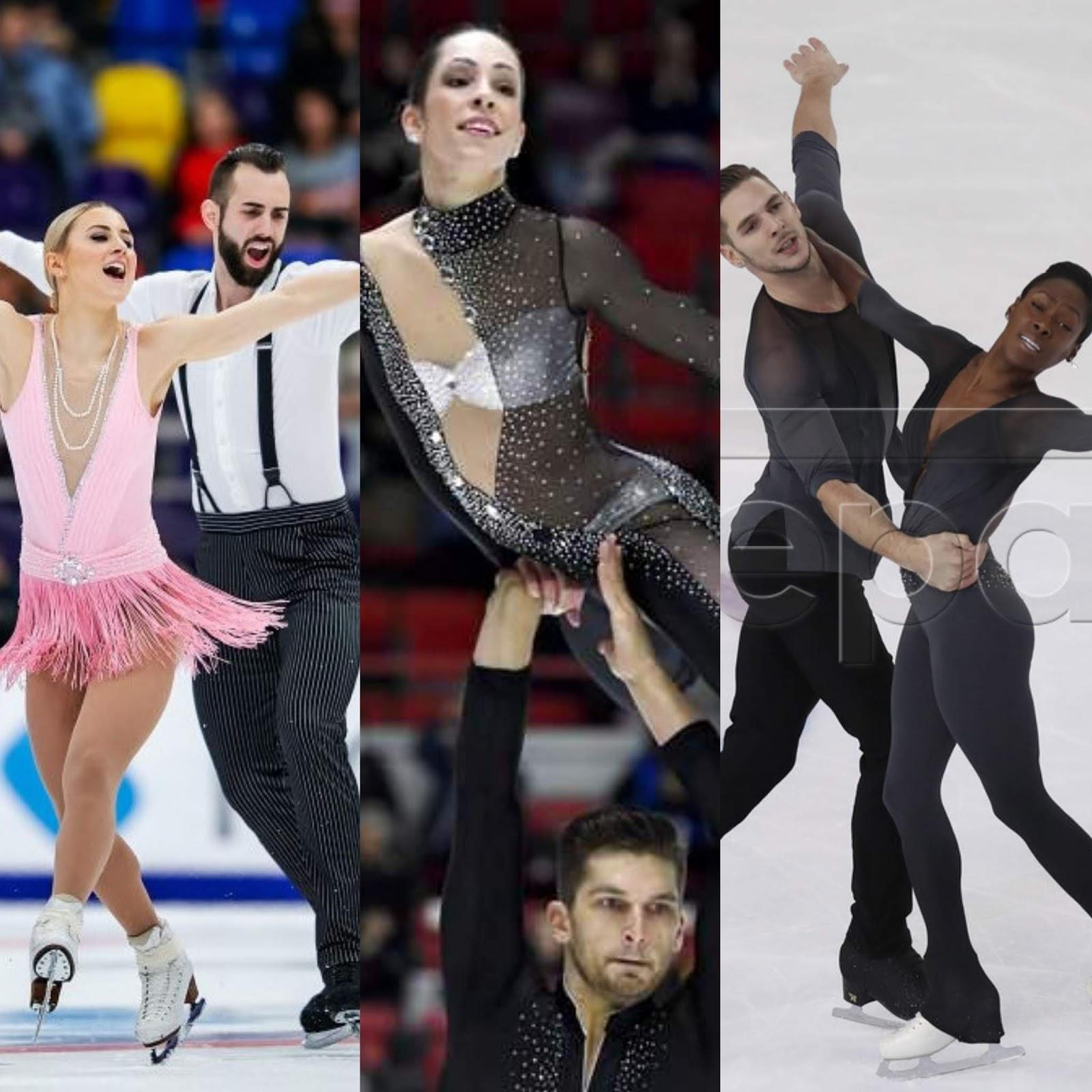 Nick Verreos Ice Style 2018 Costumes Recap Figure Skating Costumes 2018 Pairs