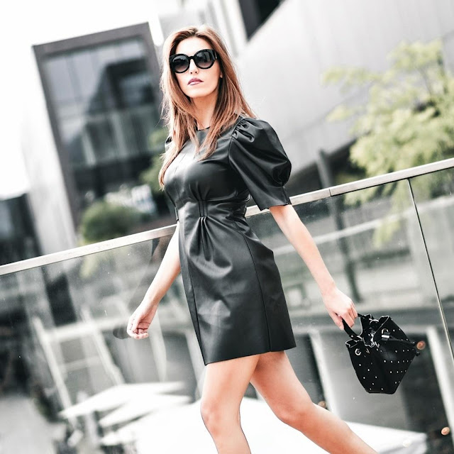 STYLE OF THE DAY: LITTLE BLACK DRESS