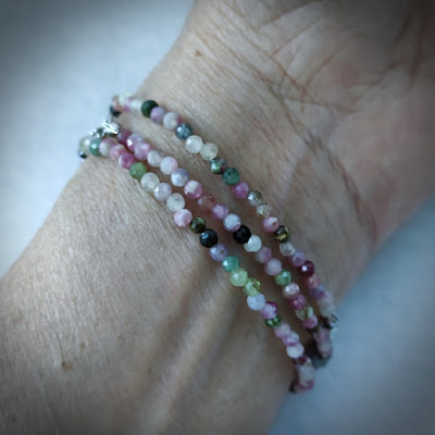 Tourmaline Layered Bracelet