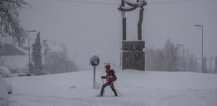 Μαρουσάκης στο ethnos.gr: Ο χιονιάς της Ισπανίας θα έρθει και στην Ελλάδα