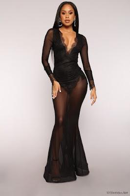 Vestidos de Noche Sexis