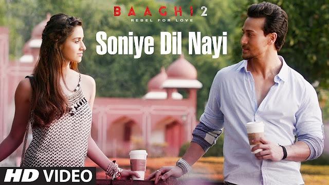 Soniye Dil Nayi Lyrics - Ankit Tiwari, Shruti Pathak