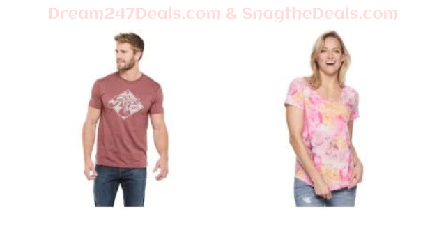 KOHLS EXTRA  25% OFF Your purchase of tees, dresses, shorts, capris, tank tops, outerwear, swimwear, beach towels, sandals & flip-flops for the family. Select styles.