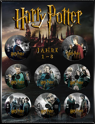 Harry Potter 1-8 The Collection Full HQ ภาพชัดแจ๋ว