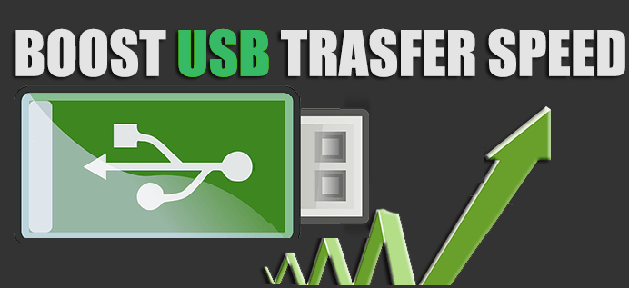 Increase Transfer Speed of USB Pen Drive NKWorld4U