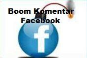 Cara boom komentar distatus facebook menggunakan script