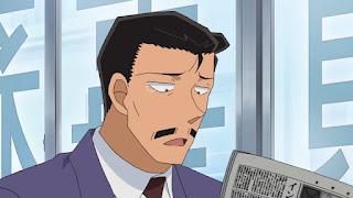 Hellominju.com : 名探偵コナン アニメ 第985話『二つの素顔(前編)』 |  Detective Conan Ep.985 | Hello Anime !