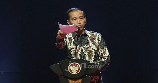 Syukuri Pertumbuhan Ekonomi, Jokowi: Kalau Enggak, Kufur Nikmat